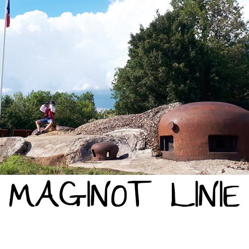 MAGINOT LINIE